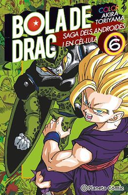 Bola de Drac Color: Saga dels Androides y en Cèl·lula #6