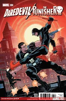 Daredevil / The Punisher (Comic Book) #4