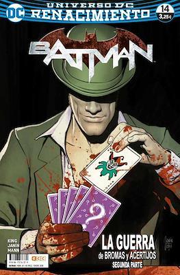 Batman: Nuevo Universo DC / Renacimiento (Grapa) #69/14
