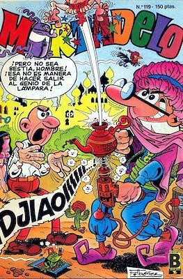Mortadelo (1987-1991) (Grapa) #119