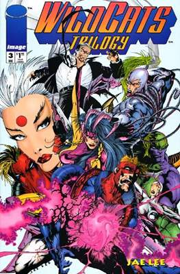 WildCats Trilogy (Comic-book) #3