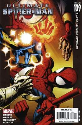 Ultimate Spider-Man (2000-2009; 2011) (Comic-Book) #109