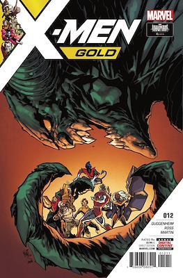 X-Men Gold (Grapa) #12