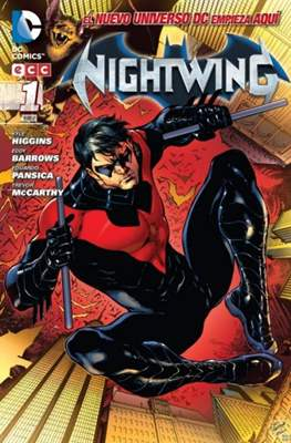 Nightwing. Nuevo Universo DC (Rústica 96-128 pp) #1