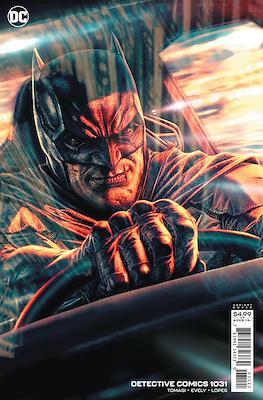 Detective Comics Vol. 1 (1937-2011; 2016- ... Variant Cover) #1031