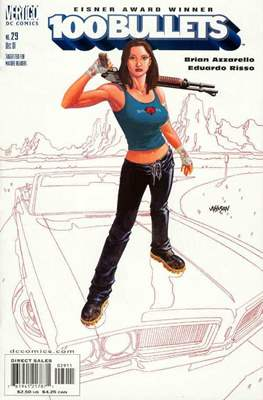 100 Bullets (Comic Book) #29