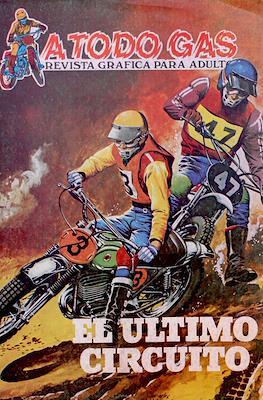 A todo gas (Grapa, 1982) #1