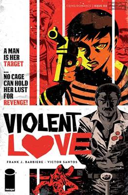 Violent Love (Variant Covers) (Comic Book) #2.1