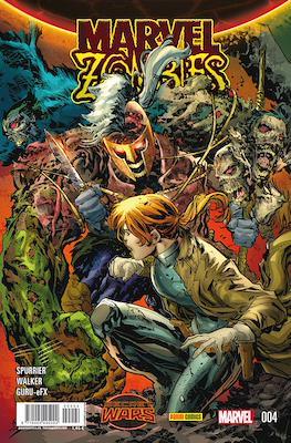 Secret Wars: Marvel Zombies (2015-2016) (Grapa) #4