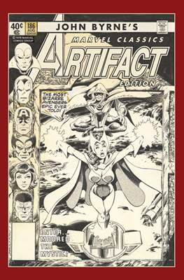 John Byrne's Marvel Classics - Artifact Edition