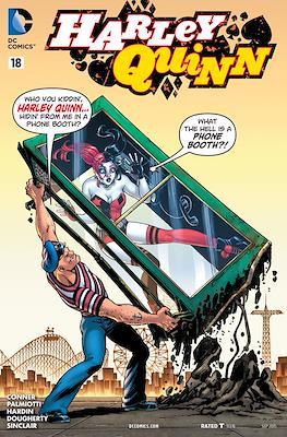 Harley Quinn (Grapa) #18