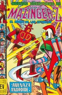 Nuevas aventuras de Mazinger-Z, el robot de las estrellas (Grapa) #18