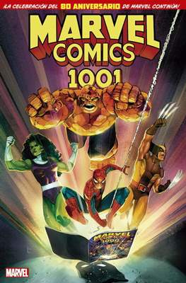 Marvel Comics 1001 (Rústica 32 pp) #