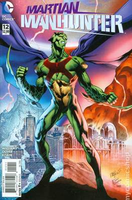 Martian Manhunter Vol 4 (Comic book) #12