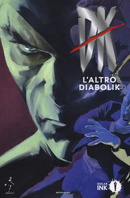Diabolik - Oscar Ink (Cartonato 160-352 pp) #5