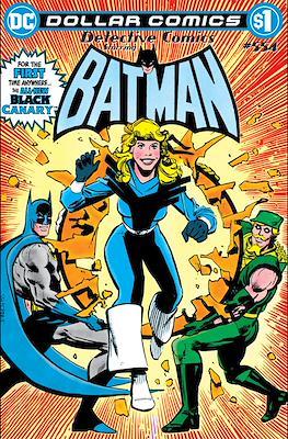 Dollar Comics: Detective Comics #554