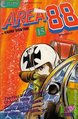 Area 88 (Softcover) #15