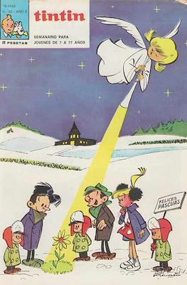 Tintin (Grapa 20 pags.) #58