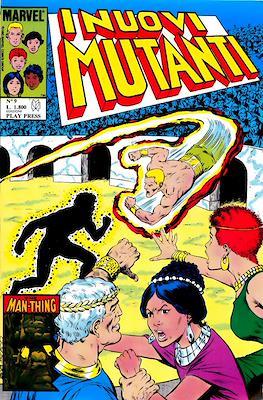 I Nuovi Mutanti (Spillato-brossurato) #9