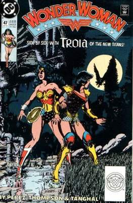 Wonder Woman Vol. 2 (1987-2006) (Comic Book) #47