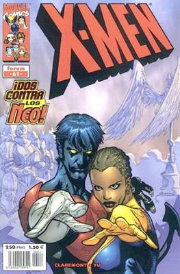 X-Men Vol. 2 / Nuevos X-Men (1996-2004) (Grapa 24 pp) #61