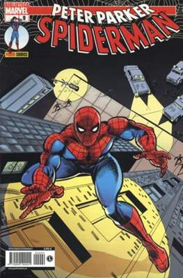 Peter Parker Spiderman (2004-2005) (Grapa 72 pp) #9