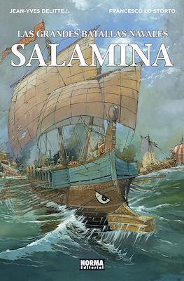 Las grandes batallas navales (Cartoné 56 pp) #11