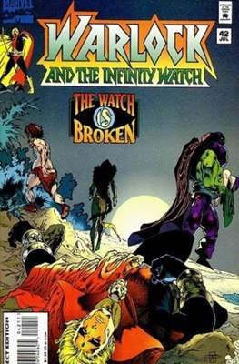 Warlock and the Infinity Watch (Comic-Book) #42