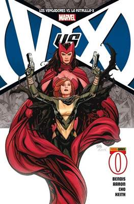 VVX: Los Vengadores vs. La Patrulla-X (2012-2013) (Grapa) #0