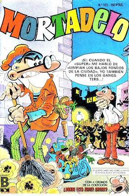 Mortadelo (1987-1991) (Grapa) #123