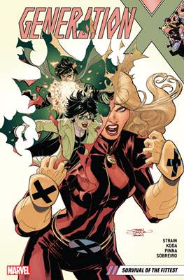Generation X Vol. 2 (Softcover) #2