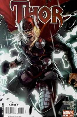 Thor / Journey into Mystery Vol. 3 (2007-2013) #8