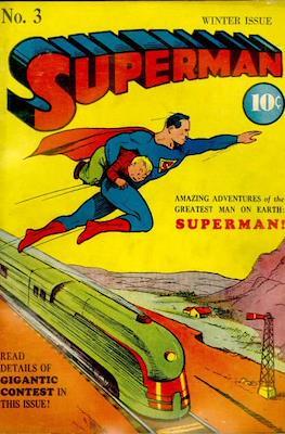 Superman Vol. 1 / Adventures of Superman Vol. 1 (1939-2011) #3