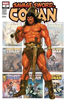 Savage Sword Of Conan (2019-) (Comic Book) #4