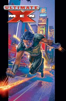 Ultimate X-Men (Hardcover) #1