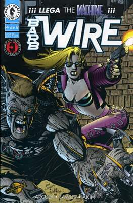 Barb Wire (Grapa 28 pp) #4