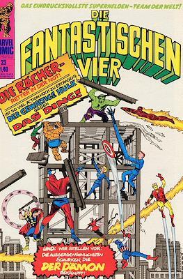 Die Fantastischen Vier (Heften) #23