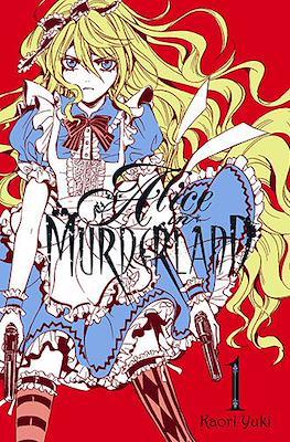 Alice In Murderland #1