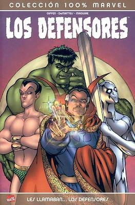Los Defensores. Les llamaban...los Defensores. 100% Marvel