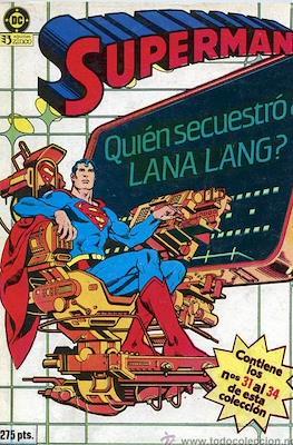 Superman (1984) (Retapado, Tomo rústica) #7