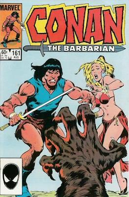 Conan The Barbarian (1970-1993) (Comic Book 32 pp) #161