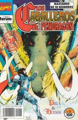 Los Caballeros de Pendragón (1992-1993) (Grapa. 17x26. 24 páginas. Color.) #2
