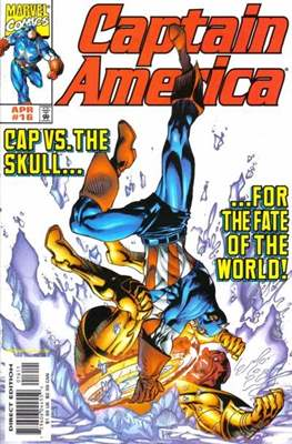 Captain America Vol. 3 (1998-2002) (Comic Book) #16