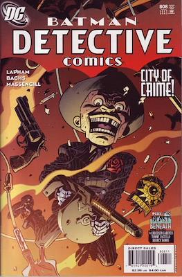 Detective Comics Vol. 1 (1937-2011; 2016-) (Comic Book) #808
