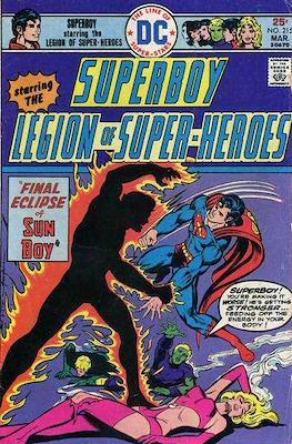 Superboy Vol.1 (1949-1977) #215