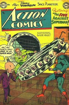 Action Comics Vol. 1 (1938-2011; 2016-) (Comic Book) #175