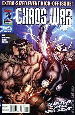 Chaos War (2010-2011)