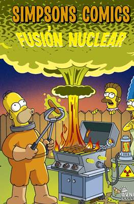 Simpsons Comics: Fusión Nuclear