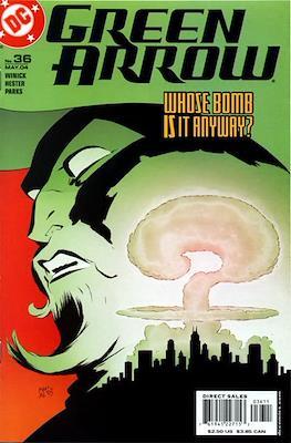 Green Arrow Vol. 3 (2001-2007) (Comic book) #36