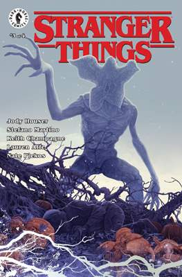 Stranger Things (Variant Covers) (Comic Book) #3.2